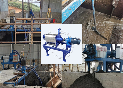 Shunxin animal manure dewatering machine performs well in Malaysia
