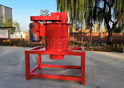 Small Capacity Chicken Litter Pulverizer