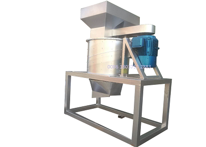Tailored Stainless Steel Chicken Manure Grinder