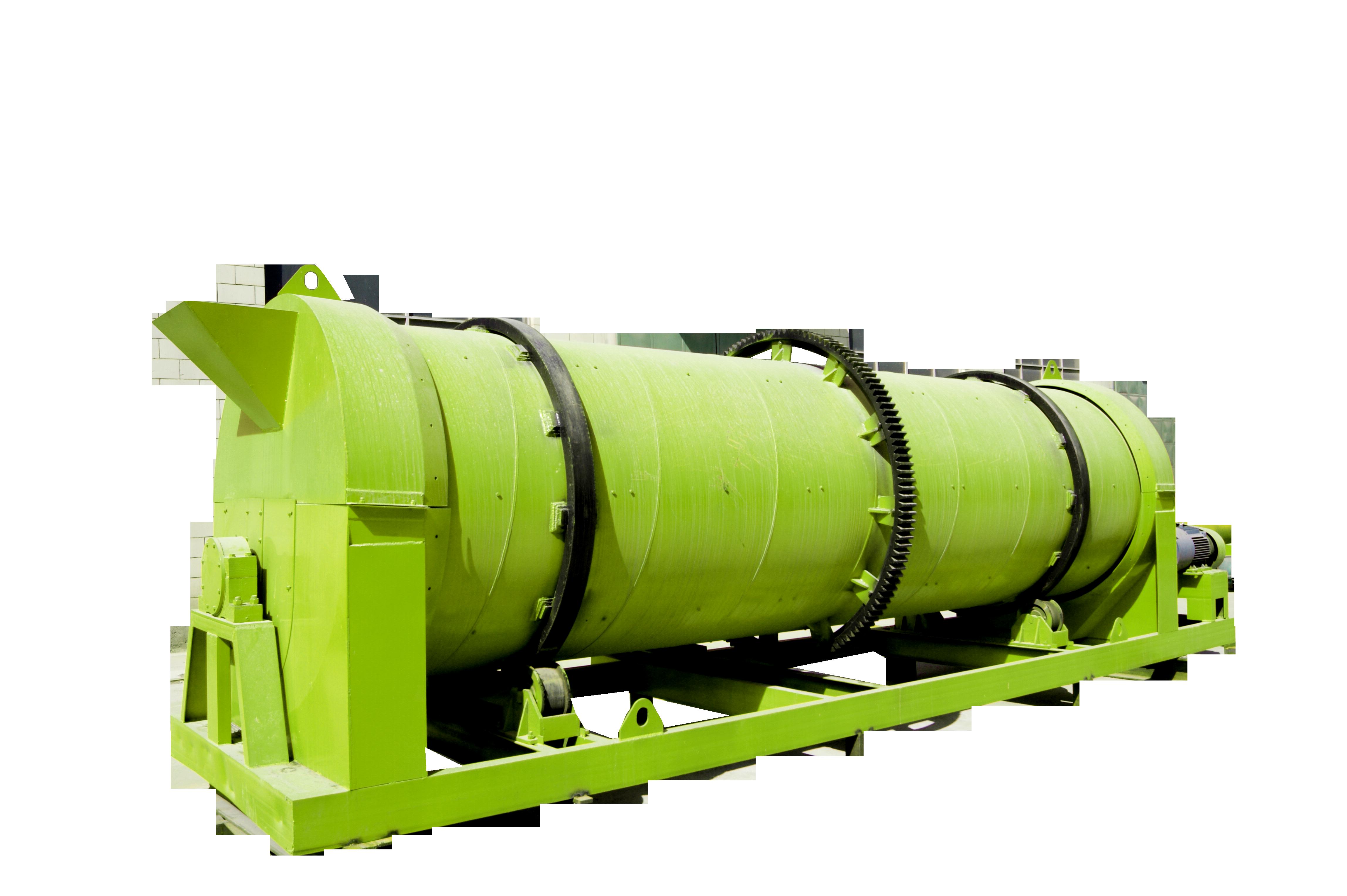 Rotary Drum Gear Granulation Equipment
